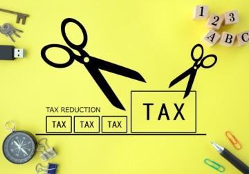 不動産投資は、本当に節税になる?不動産における節税の考え方のイメージ画像